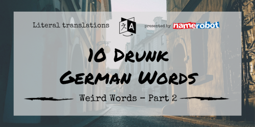 2-Drunk-German-Words
