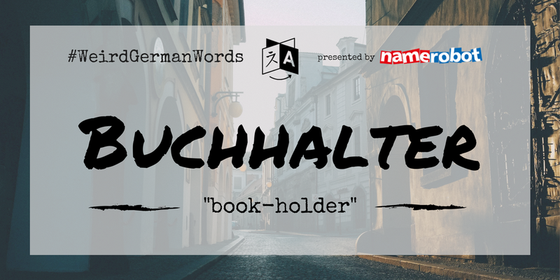 Buchhalter-Weird-German-Words