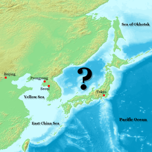 Source: http://commons.wikimedia.org/wiki/File:Sea_of_Japan_naming_dispute.png