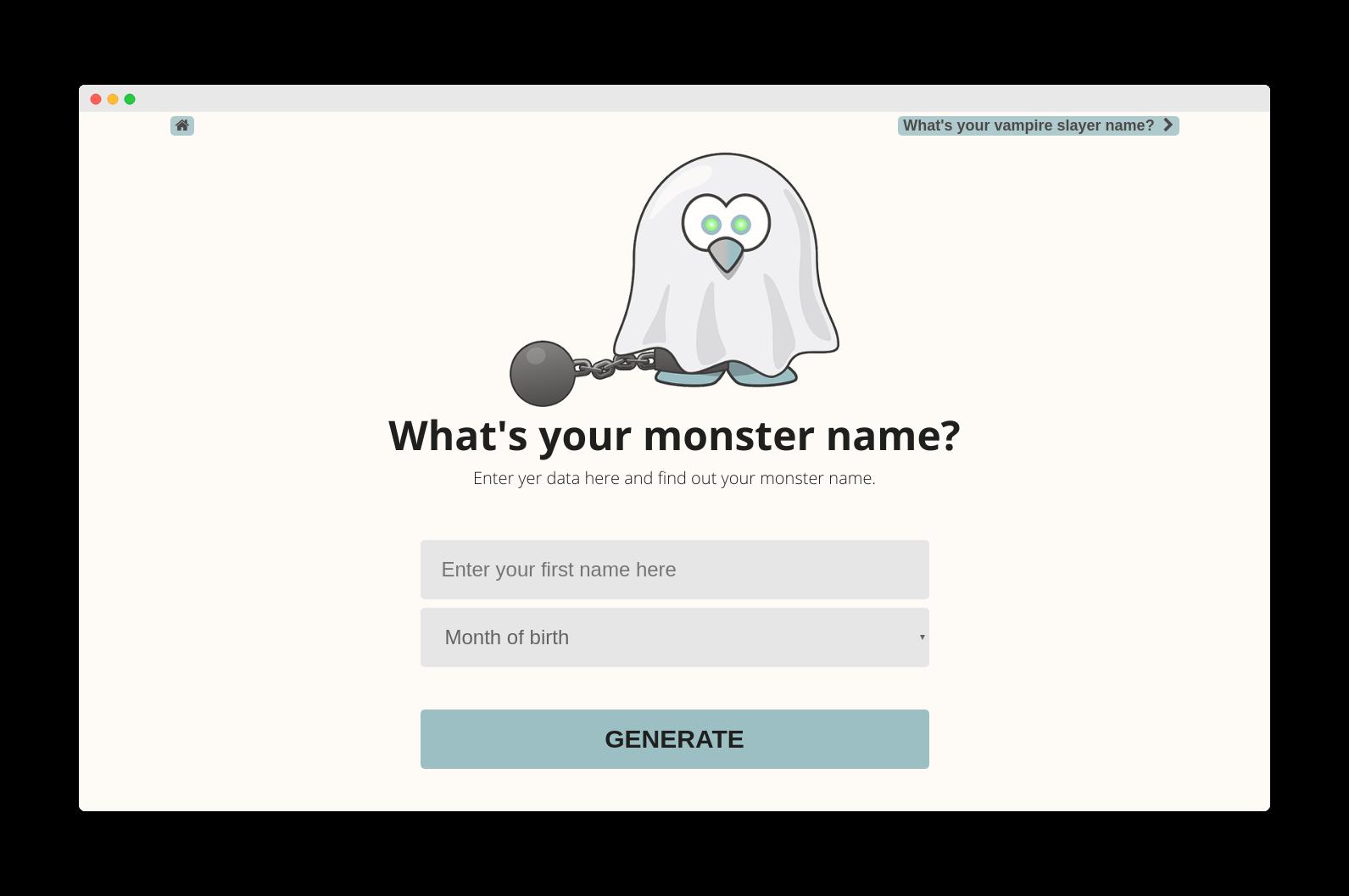 FunTools - NameRobot - NameRobot